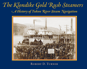 Klondike gold Rush Steamers