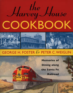 Harvey House Cookbook