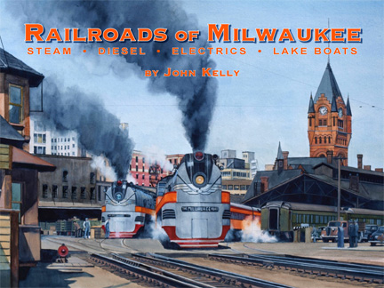 Railroads of Milwaukee