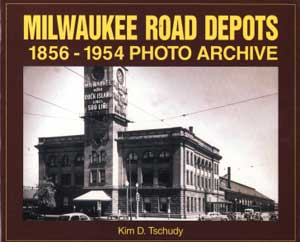 Milwaukee Road Depots