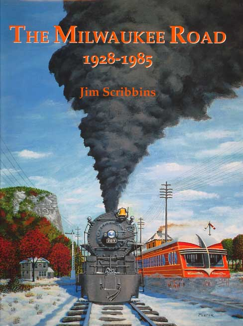 The Milwaukee Road from Heimburger House Publishing