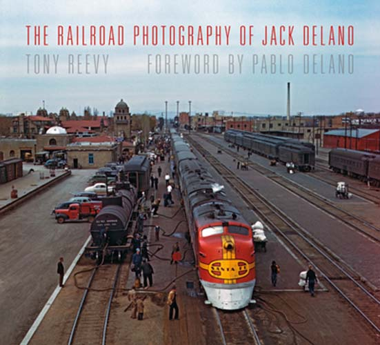 Railroad Photography of Jack Delano