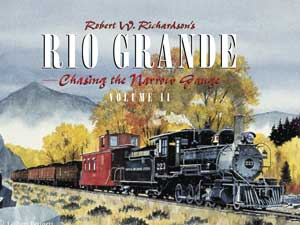 Chasing the Narrow Gauge Vol.2