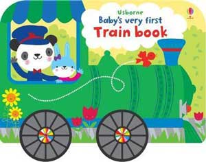 Baby's Very First Book of Trains