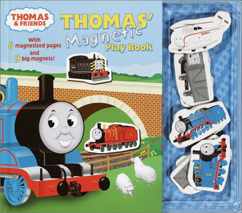 Thomas' Magnetic Play Book