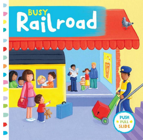 Busy Railroad