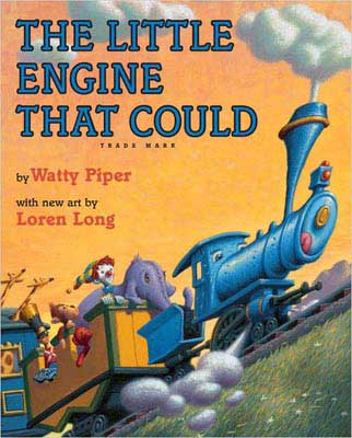 Little Engine that Could New art
