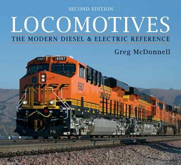 Locomotives by McDonnell