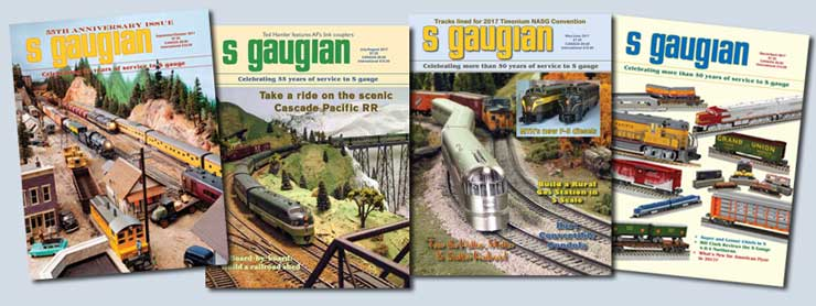 S Gaugian front cover photos