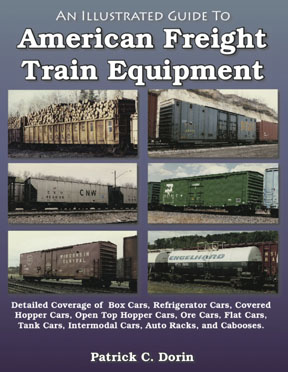 American Freight Train Equipment