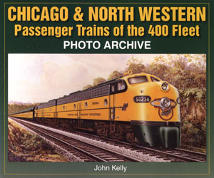C&NW Passenger Trains of the 400 Fleet
