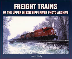 Freight Trains of the Upper Mississippi