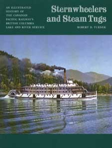 Sternwheelers and Steam Tugs