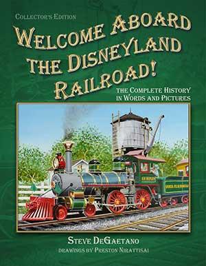 Welcome Aboard the Disneyland Railway