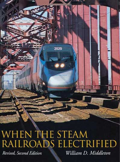 When the Steam Railroads Electrified
